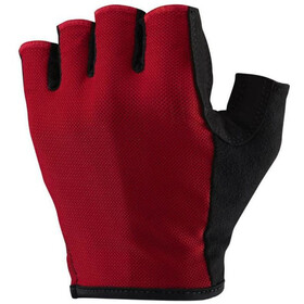Mavic Essential Bike Gloves red/black